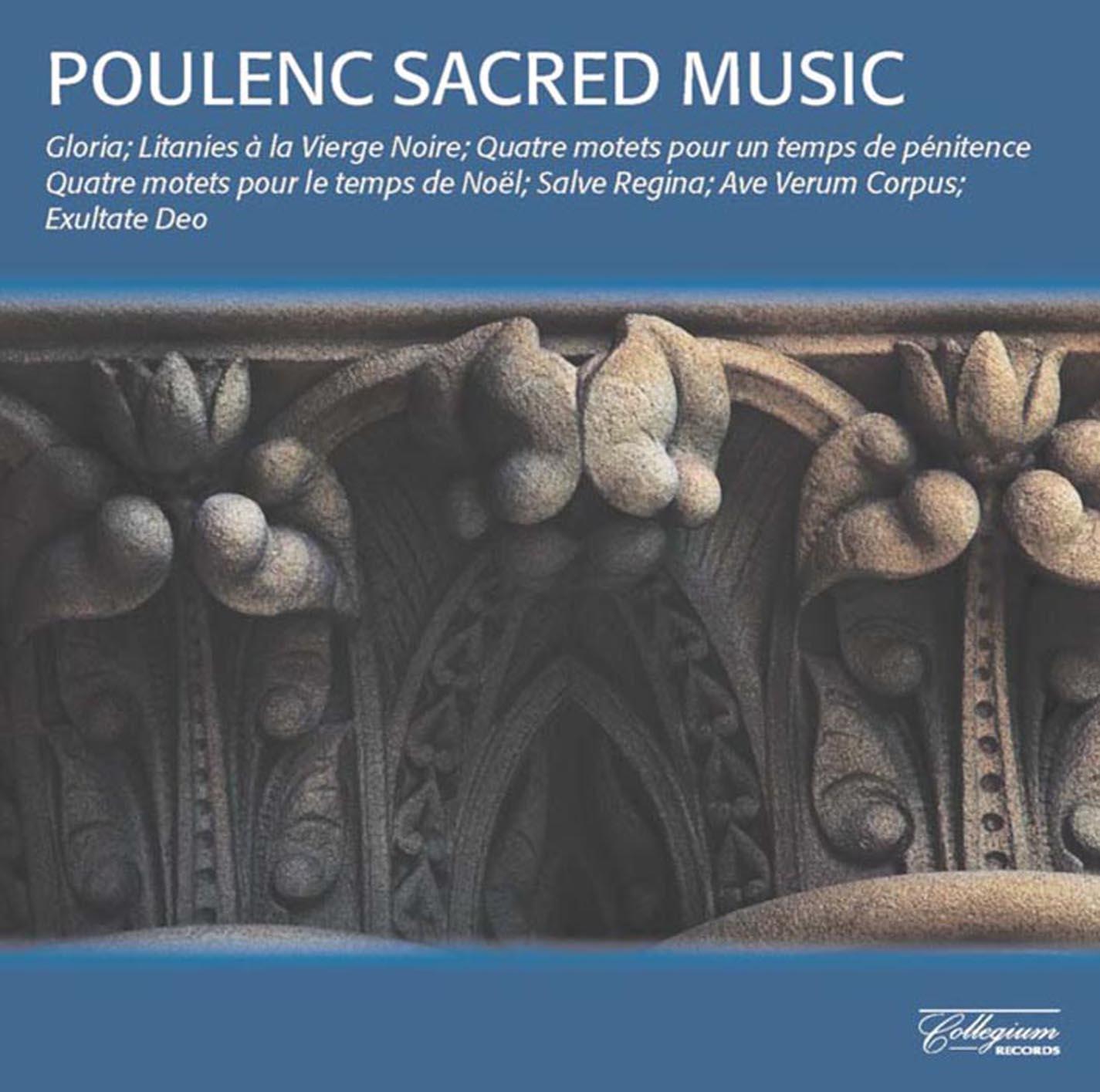 Poulenc Sacred Music