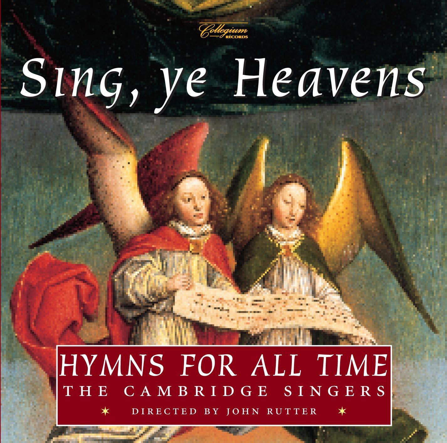 Sing, ye Heavens