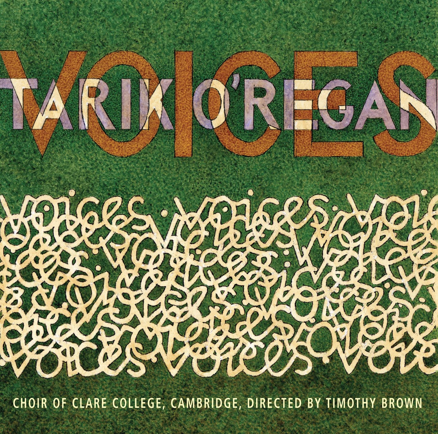 Tarik O'Regan: Voices