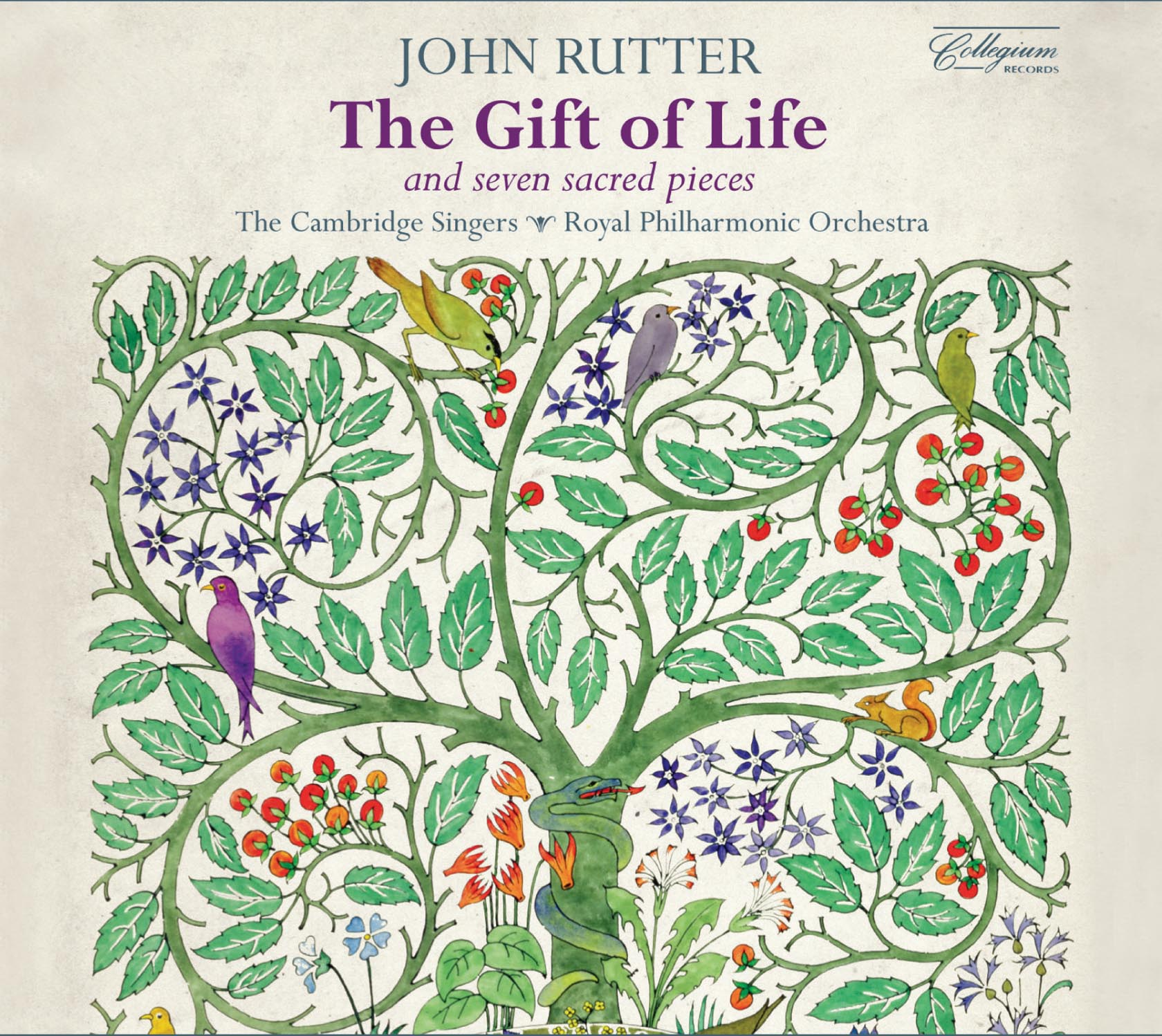 The Gift of Life CD released