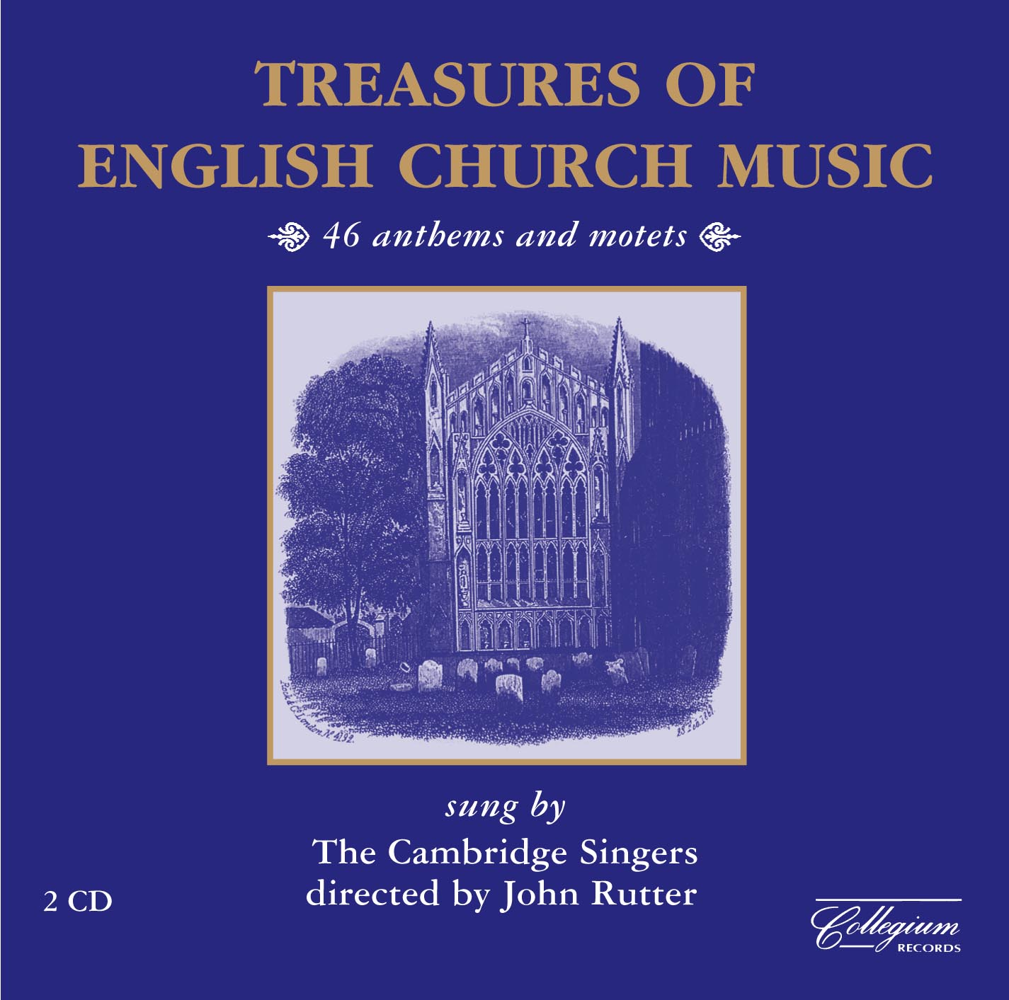 Treasures of English Church Music