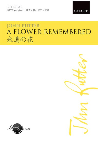 A Flower Remembered published