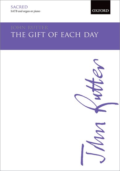 The gift of each day published