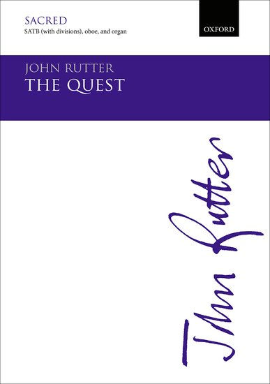 The Quest published