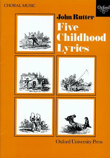 Five Childhood Lyrics published