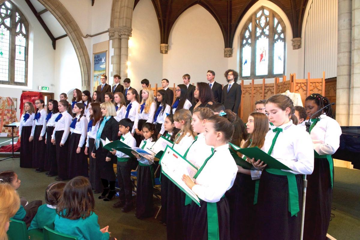 Children's International Voices Concert