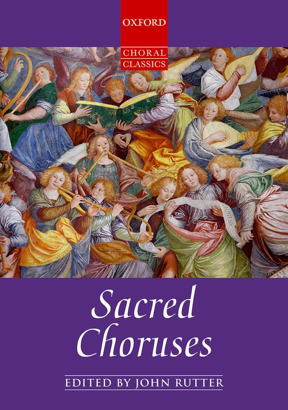 Anthologising: Sacred Choruses