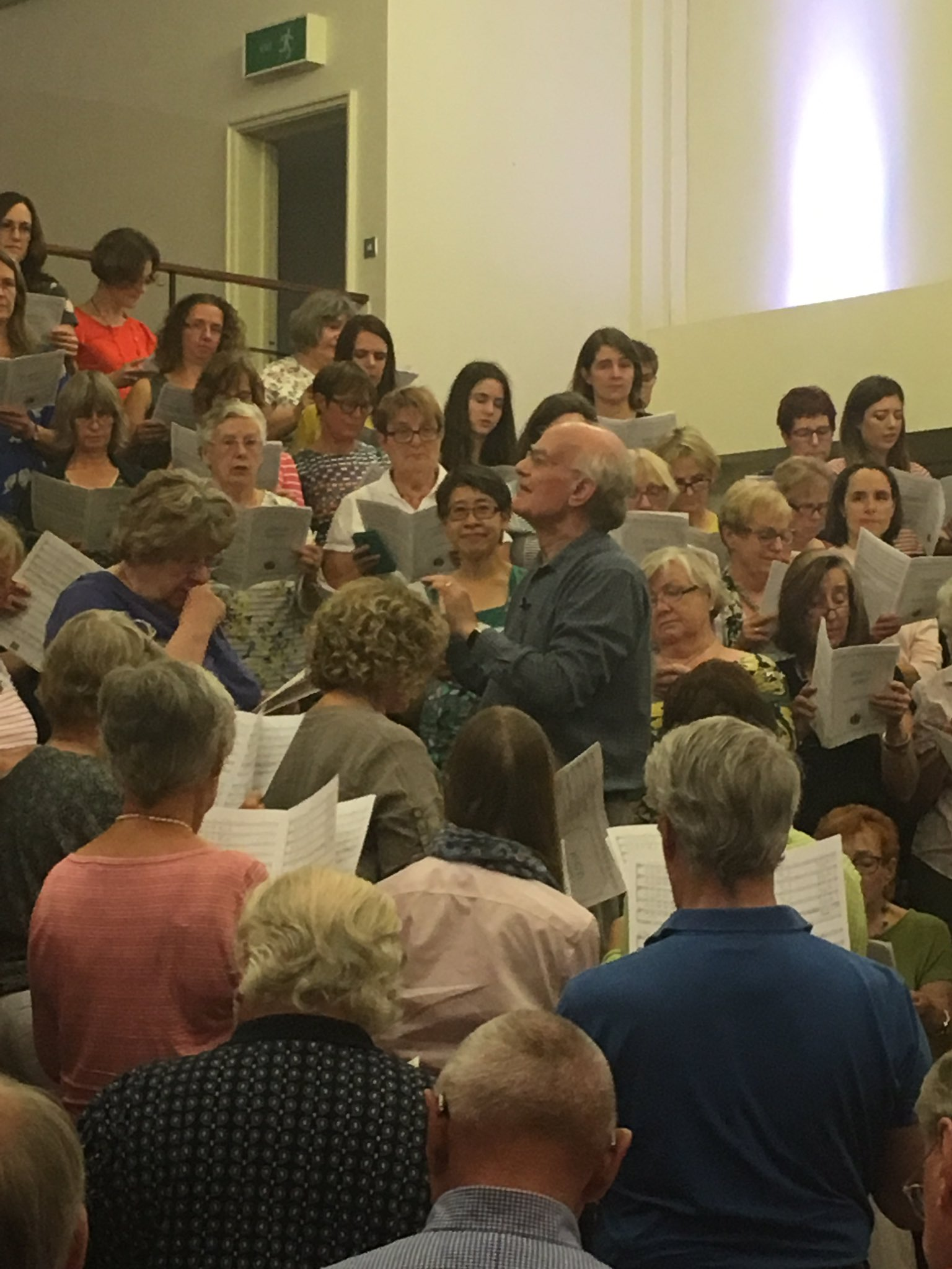 Come and Sing with John Rutter – Nottingham