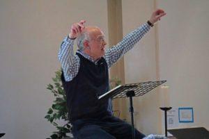 Bingham choir John Rutter 148
