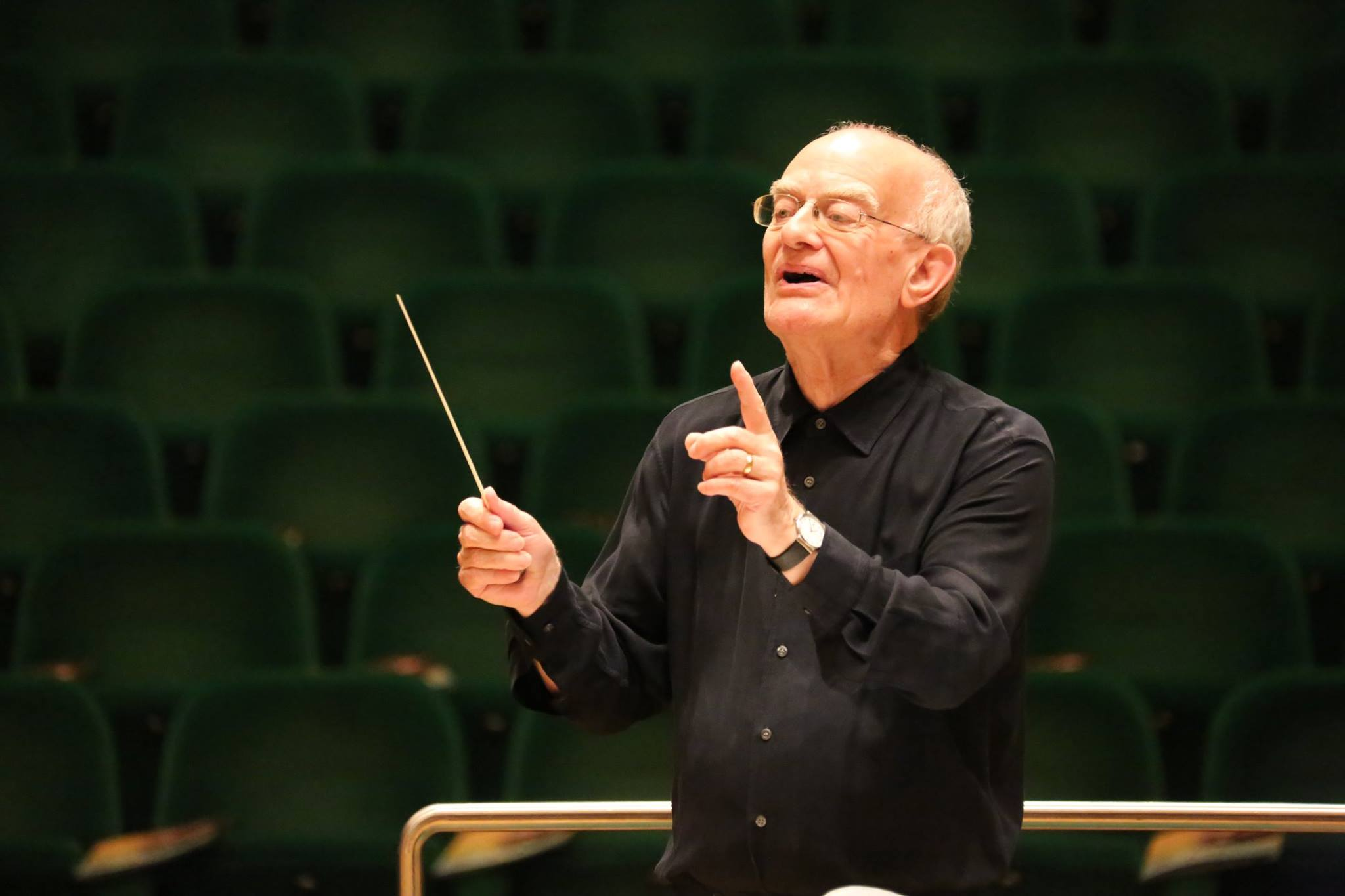 Singing Day with John Rutter – Bradford