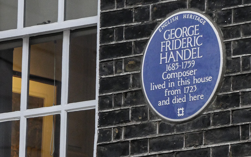 Handel: Let their celestial concerts all unite