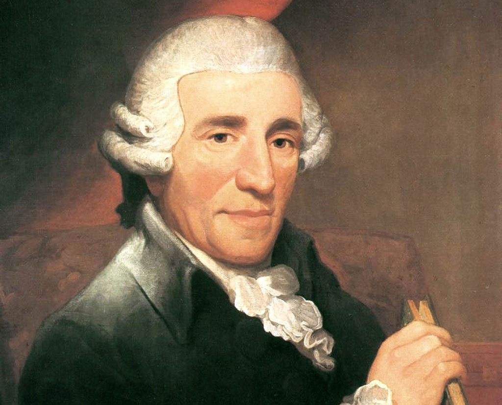 Haydn: The heavens are telling