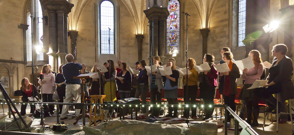 Playlists by the Cambridge Singers