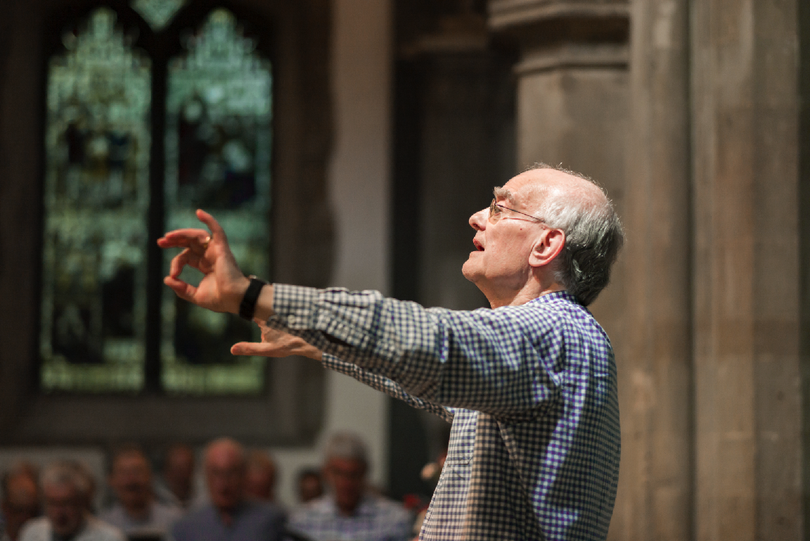 Come & Sing with John Rutter – Lowestoft