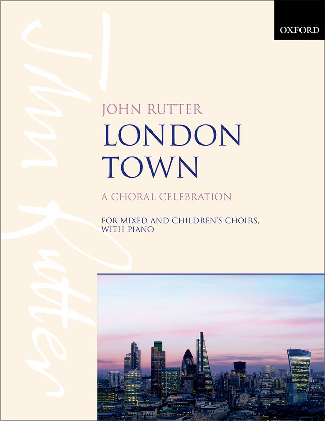 London Town Published