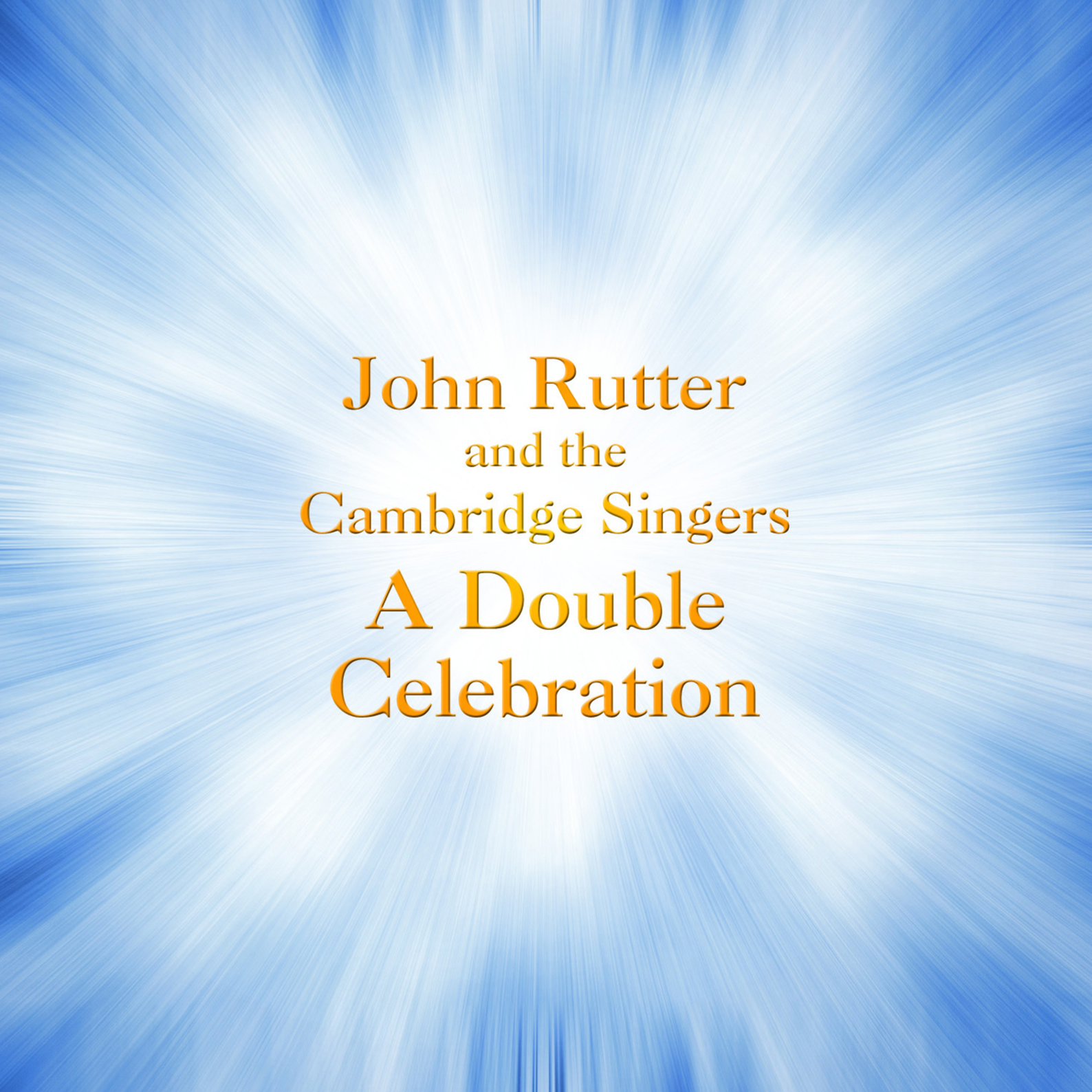 A Double Celebration