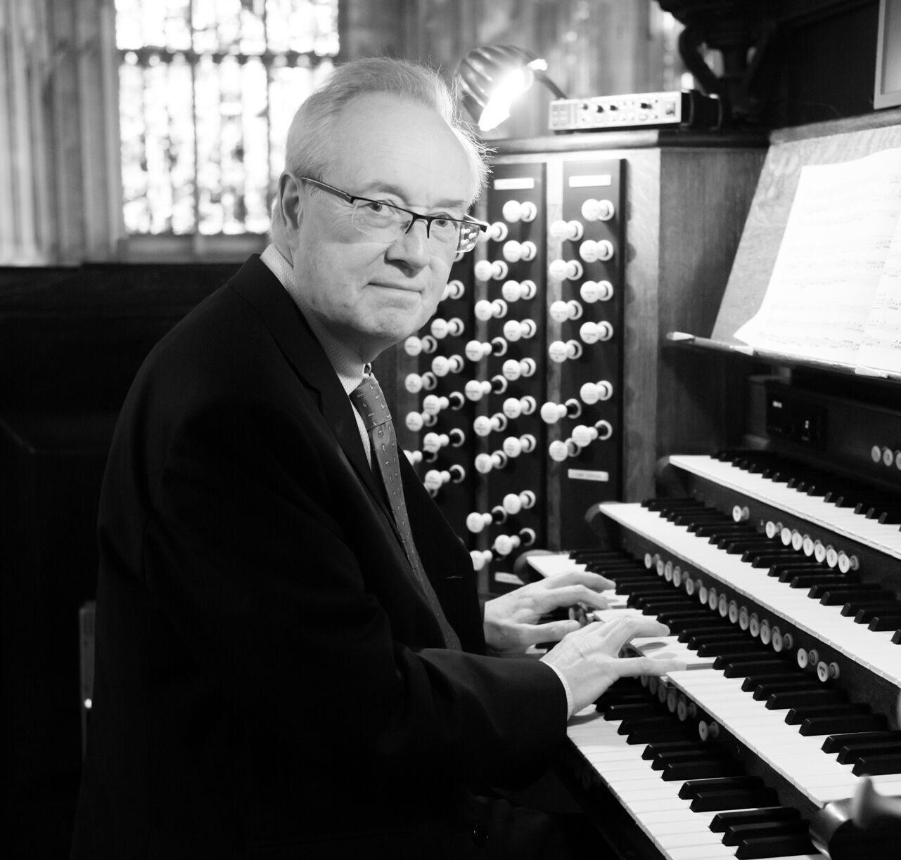 RIP Stephen Cleobury (1948-2019)