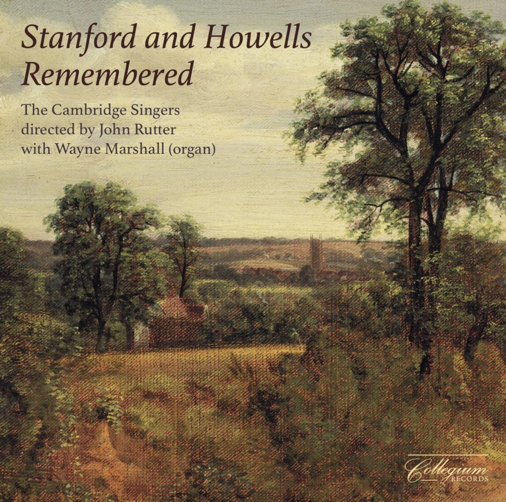 Stanford and Howells Remembered album released