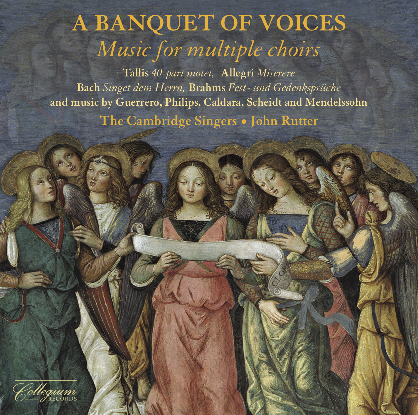 A Banquet of Voices released