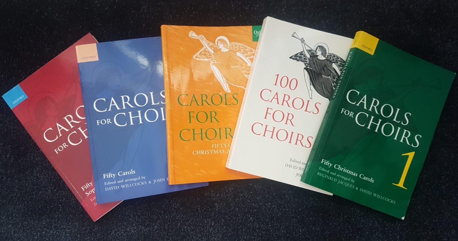 Carol Anthology Playlists