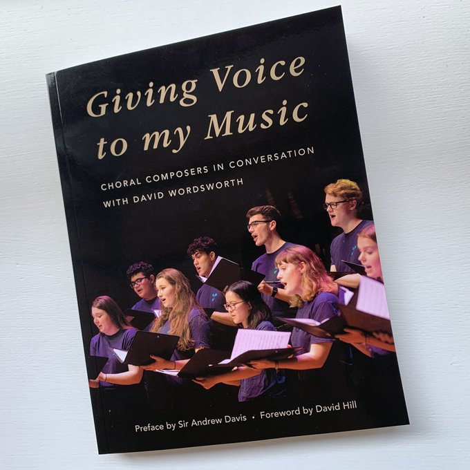 Giving Voice to My Music