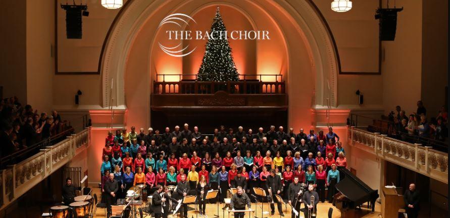 Bach Choir Carol Competition