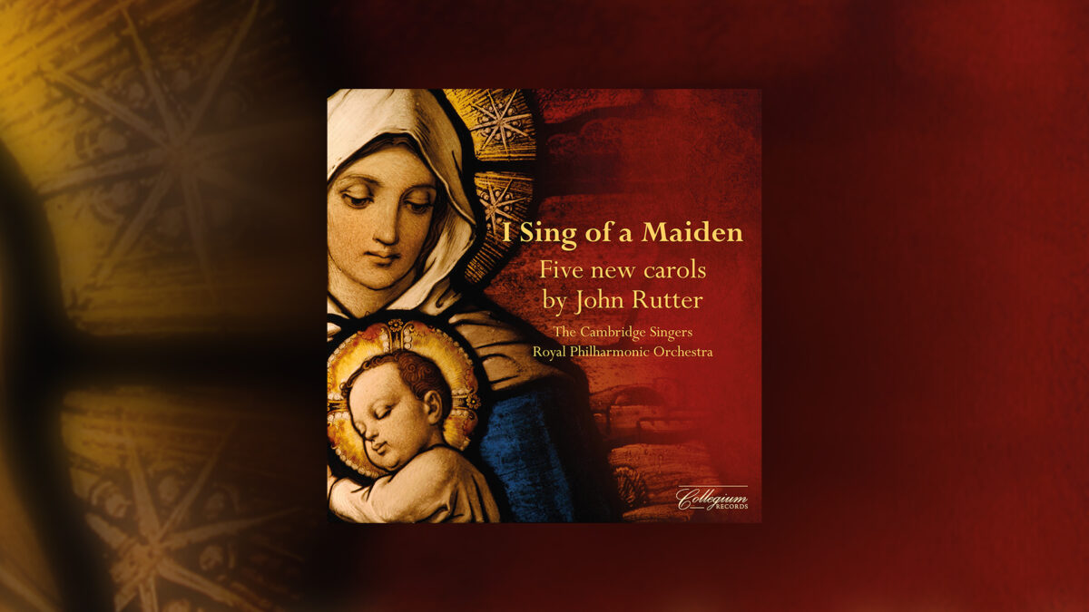 I Sing of a Maiden: Christmas 2021